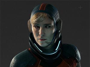 Captain Olivia Rhodes