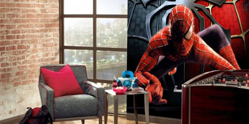 3M IJ35 Wall Graphics w Air Release  Wallpaper Printing