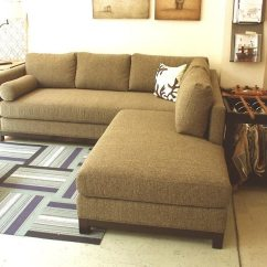 Chocolate Brown Leather Sectional Sofa With 2 Storage Ottomans Extra Large Covers For Pets Sectionals, Sofas, Love Seats, Sleepers, And ...
