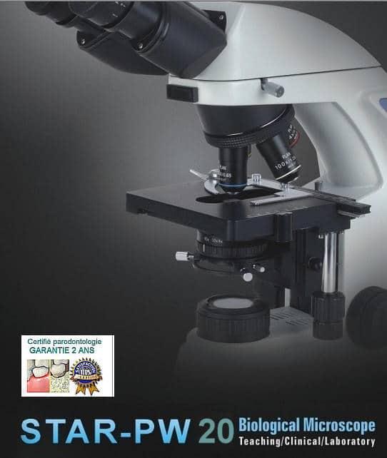 Microscope clone zeiss PW-20