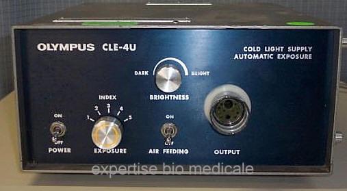 Generateur de lumiere froide olympus CLE-4-U