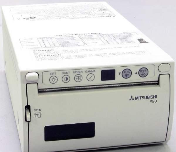 Imprimante médicale Mitsubishi P-90