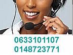 telephone de contact