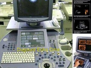echographe avec 4D voluson Expert