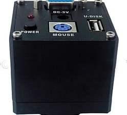 Camera FL30200-P à sortie analogique VGA et S-video pour microscopie
