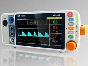 capnographe cto2 moniteur portable avec analyse des gaz du sang