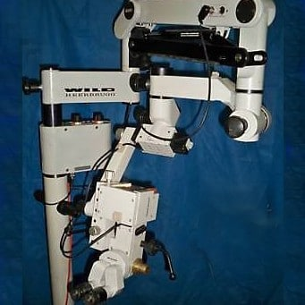 Microscope opératoire occasion Wild M650