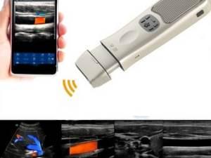 Sonde linéaire wifi Doppler couleur