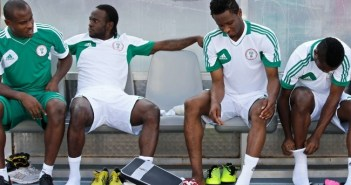 Super Eagles face South Africa