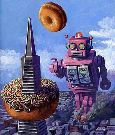 Robots & Donuts Ep