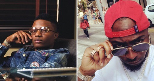 See reactions as Davido's fan accuse Wizkid of Tagbo's Murder