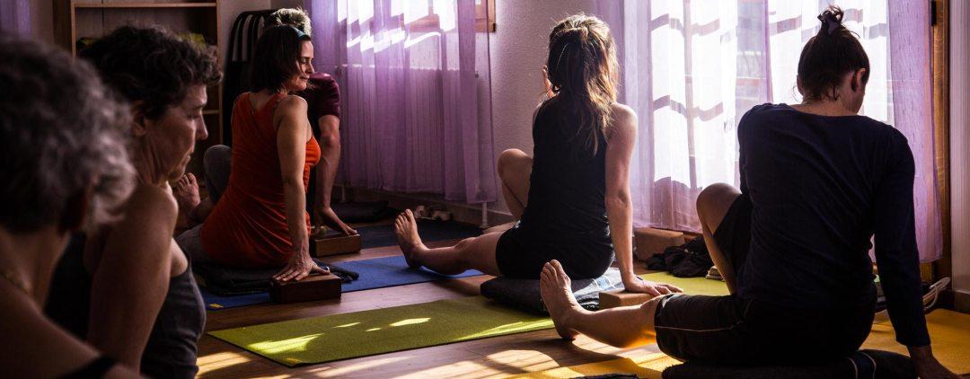 Les P'tits Moments - Yoga