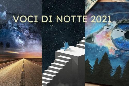 "Chiusi i bandi ""Voci di Notte"" 2021"