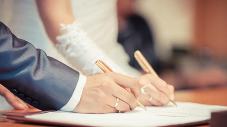 صيغة عقد الزواج العرفي في سوريا