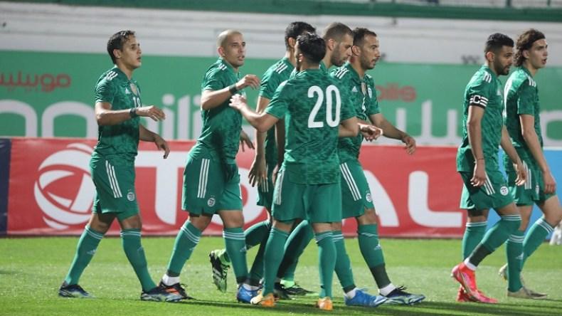 جديد مباراة الجزائر وبوركينا فاسو