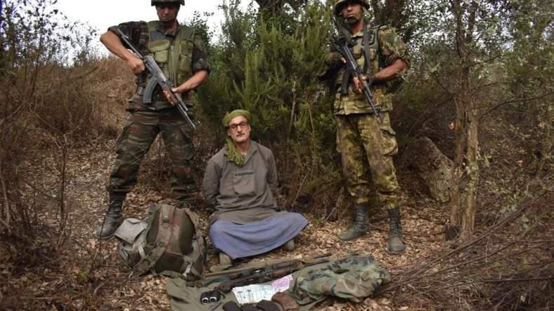 Jijel: Un terroriste capturé