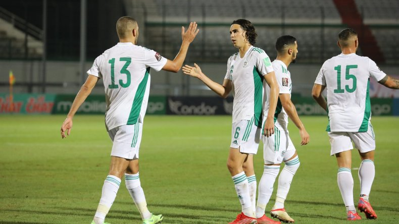 Mondial 2022/Algérie – Djibouti (8-0): Les verts toujours invincibles!