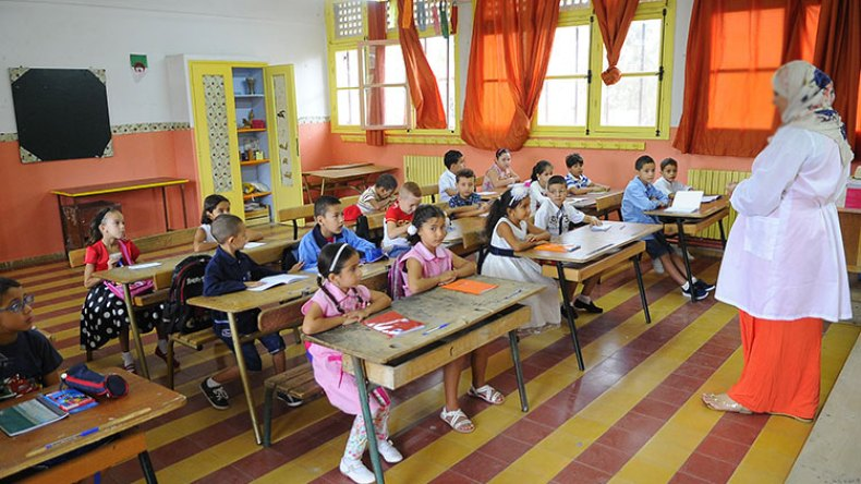 بلعابد: لا توظيف للأساتذة بقطاع التربية إلا بشروط