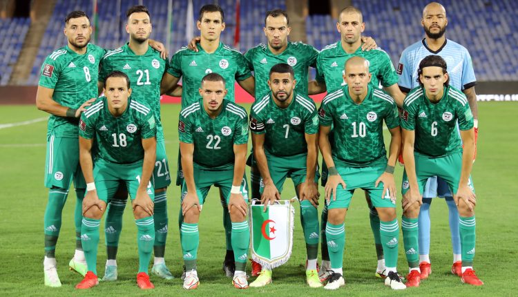 الفيفا تدخل تغييرا جديدا على توقيت مباراة الجزائر مع النيجر بنيامي Alg-1