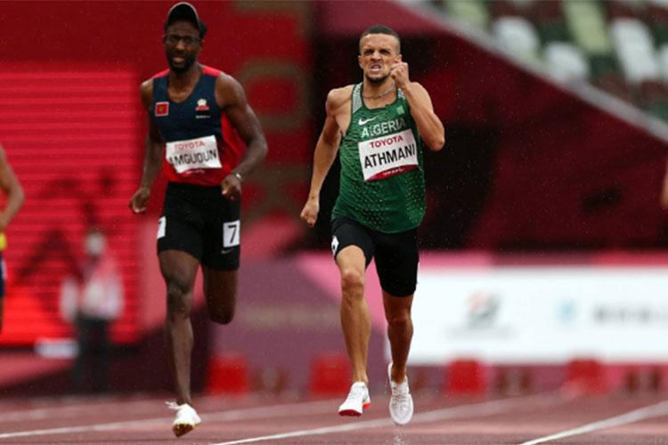 Jeux paralympiques: deux nouvelles médailles d'or pour l'Algérie