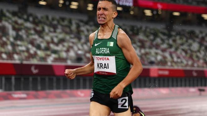Jeux paralympiques: deux nouvelles médailles d'argent pour l'Algérie