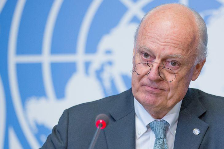 Le Maroc accepte la nomination de Staffan de Mistura en tant qu'envoyé personnel