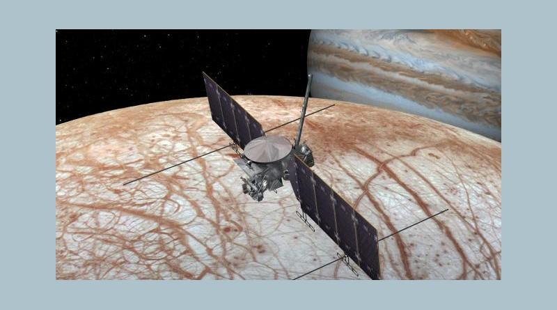 A la recherche de l'eau dans le système solaire