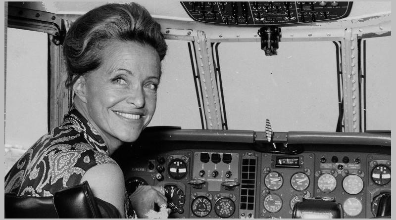 Jacqueline Auriol, l'aviation au féminin