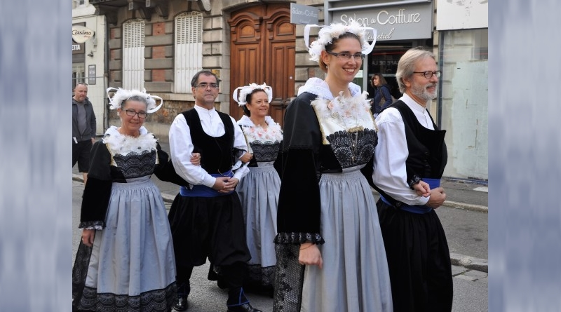 La Bretagne au festival des fromages