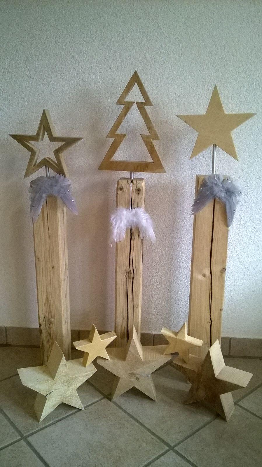 EchtHolzIdeen  Ideen aus Holz  Weihnachten
