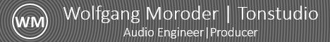 Wolfgang Moroder Tonstudio