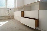 Besta Sideboard. Wohnzimmer 'Wohnzimmer' Unser Neues