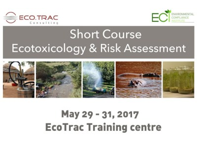 Ecotoxicology & Risk Assessment Course
