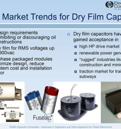 system designers have seen the introduction of regulations prohibiting or discouraging the use of oil filled capacitors over the last decade  [ 1200 x 900 Pixel ]