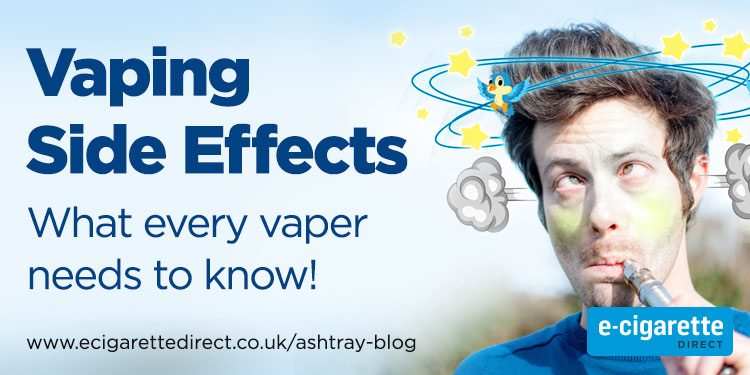 E Cigarette Side Effects What Every Vaper Needs To Know