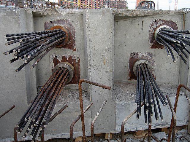 Resultado de imagem para concreto protendido