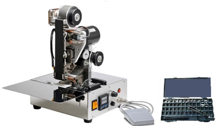 日期機、印字機、電眼感應自動打印.手壓式日期機/食品製造日期、有效期限標示/碳帶色帶-找臺中意信臻