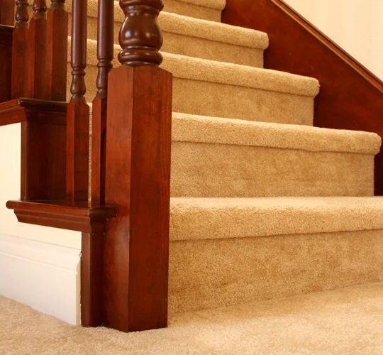 5 Exciting Carpet Options To Carpet Stairs   Putting Carpet On Stairs   Modern   Colour   Design   Gray   Protector