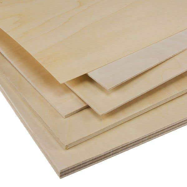 Basswood Ply Sheets Eckersley S Art Craft