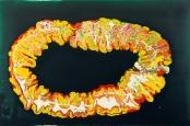 Abstract Painting, Worm Wars, Uroborus