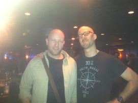Kyle Noe and David Olimpio