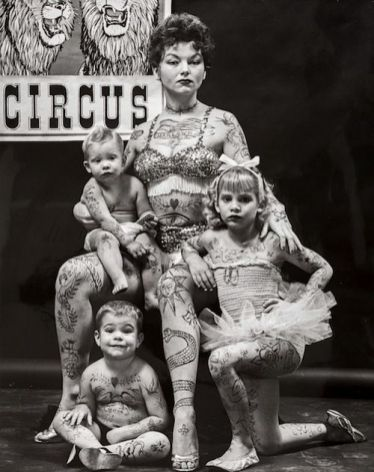 Circus Family