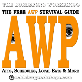 The AWP Survival Guide | How to Have Fun without Making a Complete Idiot of Yourself | Free