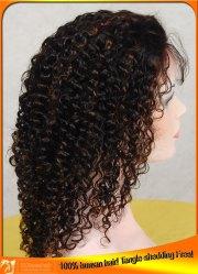 1b 30 kinky curl full lace wigs
