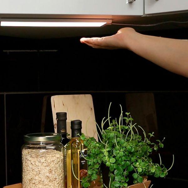 kit de demarrage d eclairage sous meuble de cuisine