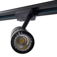 POLO : Spot LED sur rail 1 allumage 9W 800 lumens