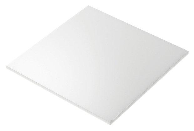 plexiglass bianco