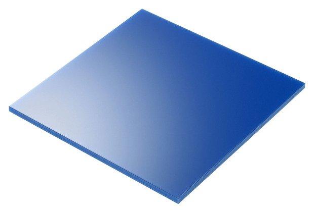 plexiglass blu