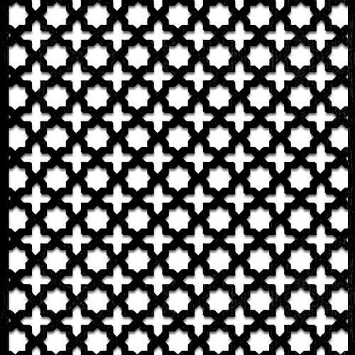 pattern 13 decorazioni taglio laser