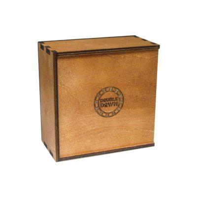 scatoletta in legno con incisione laser